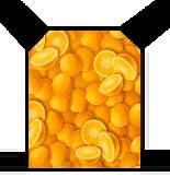 meitai naranjas